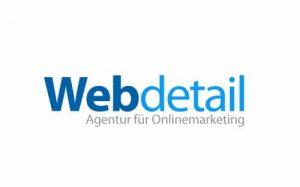 Webdesigner Webdetail Logo